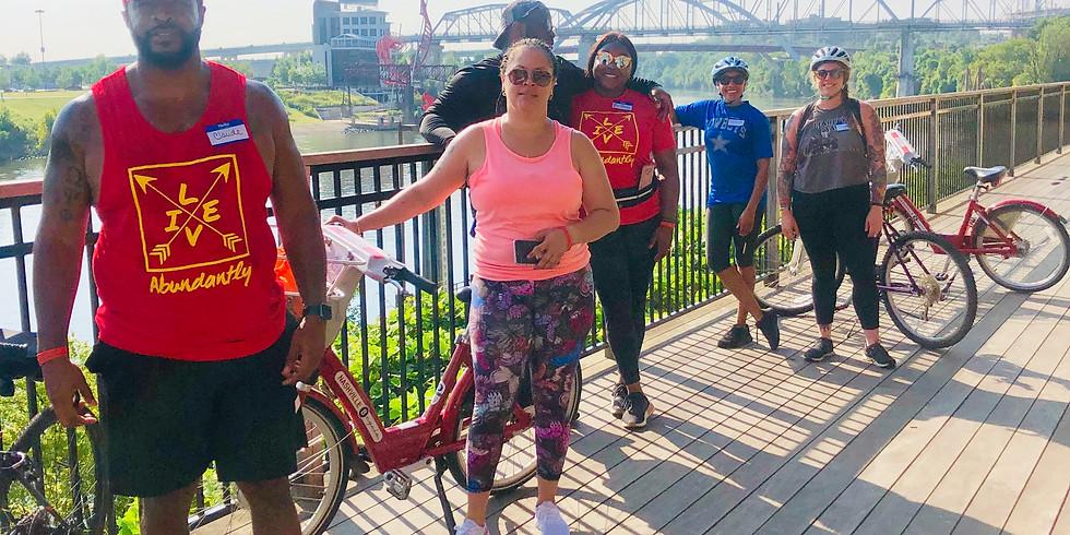 Saturday-Downtown Bike Ride
