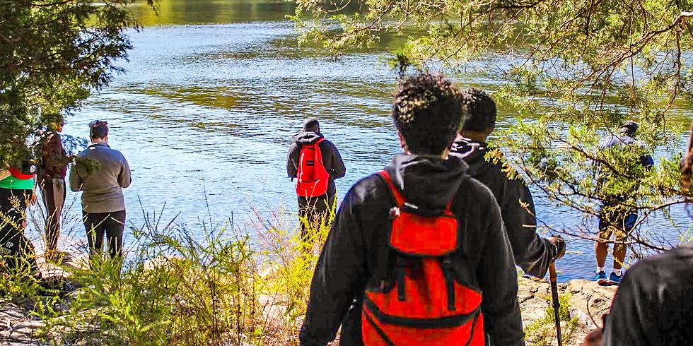 Meditate+ Hike with Stunning Lakeside Views