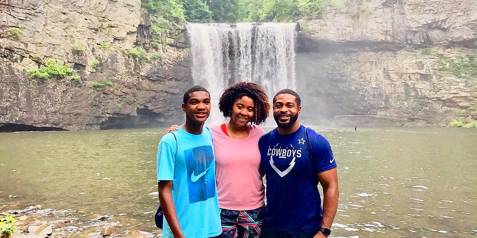 Foster Falls Hike+Splash
