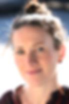 Physiotherapist Abby Scott