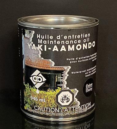 Huile d'entretien pour Yaki-Aamondo 945ml