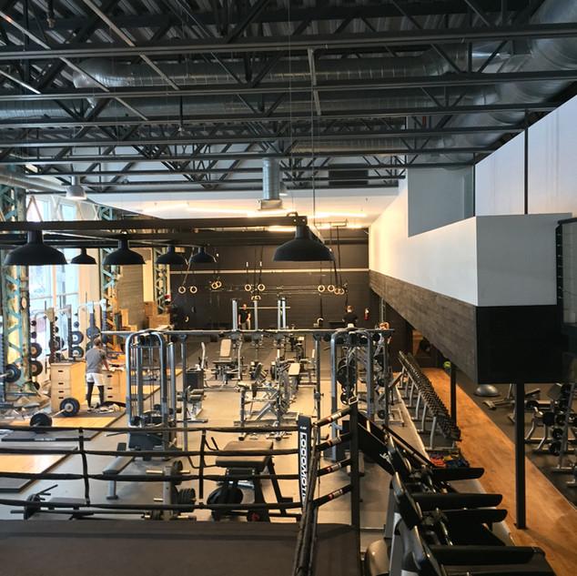Gym Studio Locomotion // Montréal
