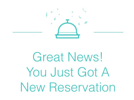 First Reservation