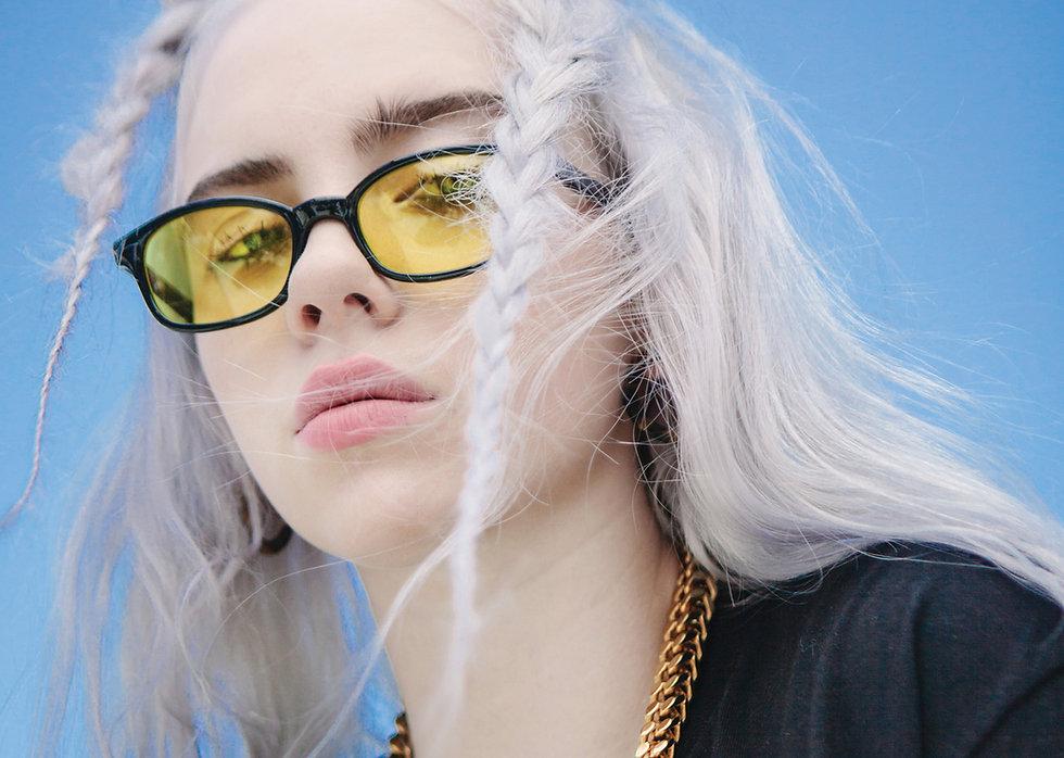 Billie Eilish - Fashion by Kyle Smith Studio