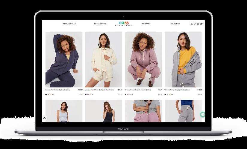 Easy Standard E-Commerce