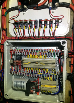 Power and Distribution System