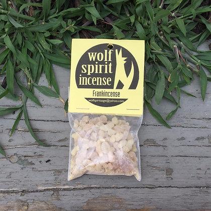 Wolf Spirit Incense Frankincense