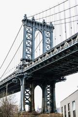 Manhattan Bridge.  New Yor | 2019