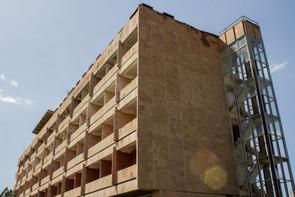 Abandoned Hotel of Metsamor