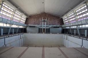Abandoned Sport Complex Of Metsamor