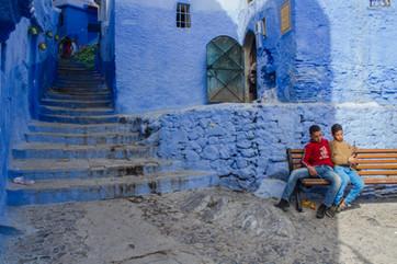 Chefchaouen   Morocco 2018
