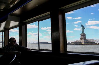 Statue of Liberty.   New York | 2019