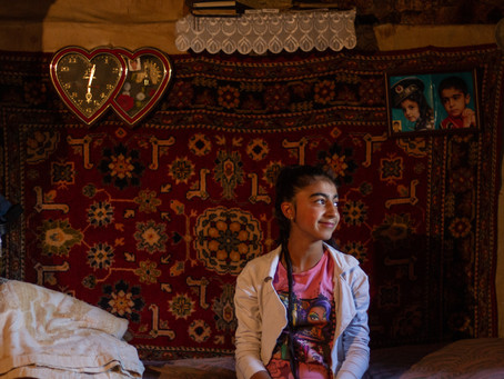 Early marriage over education in Yazidi community of Armenia