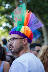LGBT Pride in Madrid  2018