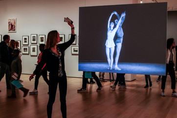 In MoMA.  New York | 2019
