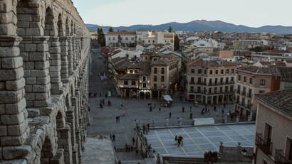 Segovia   Spain 2017