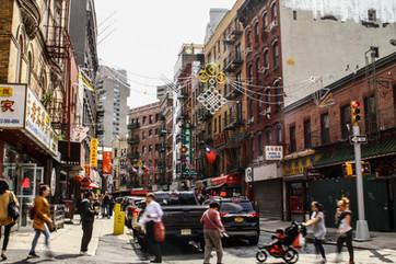 Chinatown.  New York | 2019