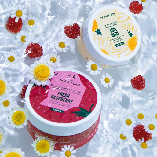 Introducing a Special Limited Edition Summer Collection by The Body Shop