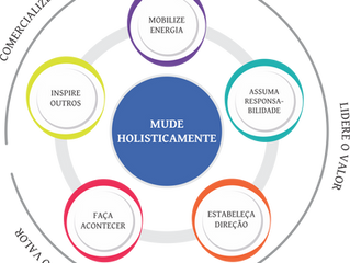 Ciclo de criação de valor sustentável