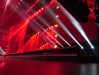 Os profissionais de palco