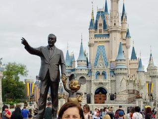 O que aprendi na Disney!