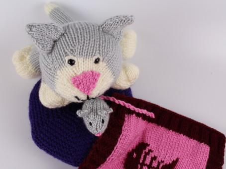 Knit a pet!... or a dragon :)