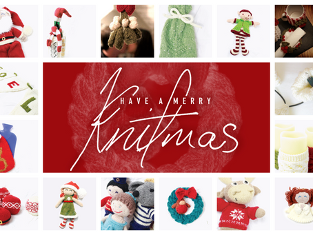 Christmas Knitting E-book Available Now!