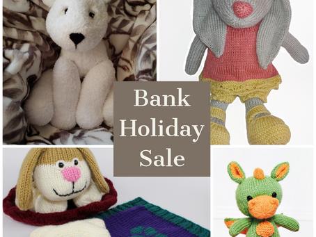 Bank Holiday Sale!