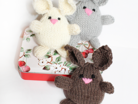 Knit up some Bunny Buddies!