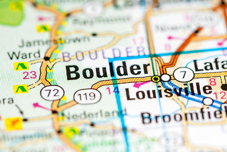 Boulder. Colorado. USA on a map.jpg