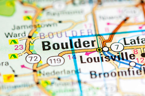 Boulder. Colorado. USA on a map.jpg