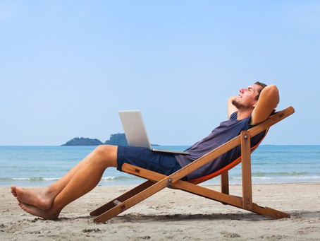 Staying productive when you travel or are away from the office