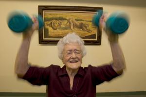 Anti-Aging Benefits of Strength Training