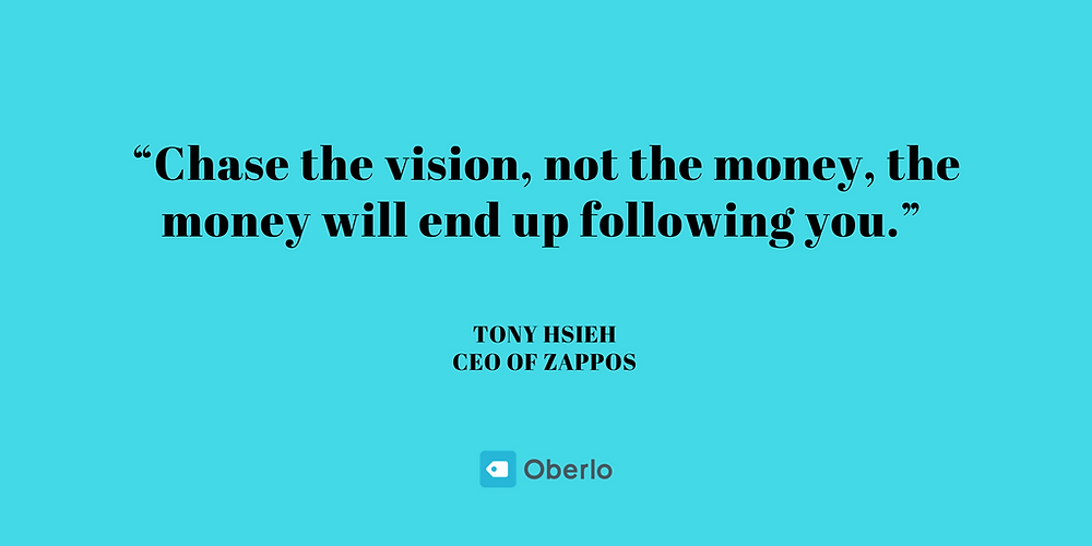 Tony Hsieh - Business Quotes