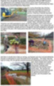 Adastra Park rain garden case study for