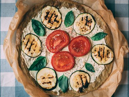 הפיצה הבריאה שלי