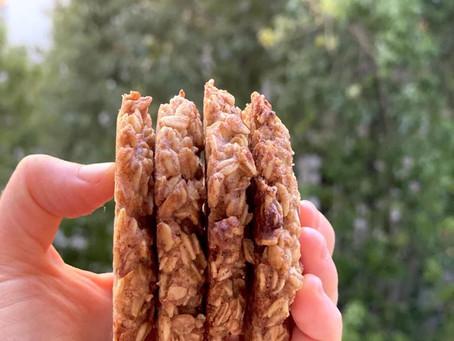 עוגיות שיבולת שועל דקיקות ללא גלוטן