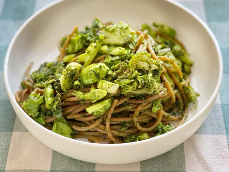 ספגטי ירוקים ללא גלוטן