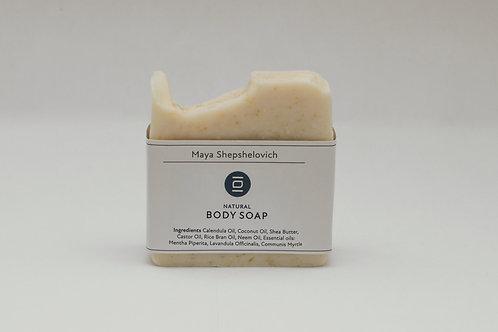 סבון גוף טבעי