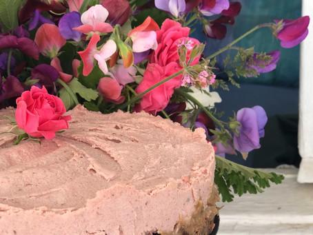 עוגת גבינה טבעונית ללא אפייה