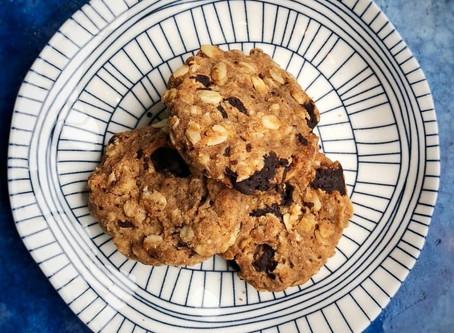 דאבל עוגיות שוקולד צ'יפס