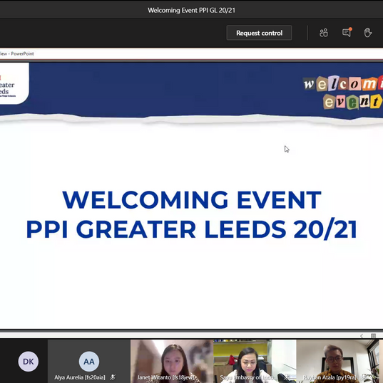 Welcoming Event PPI GL 20_21 _ Microsoft