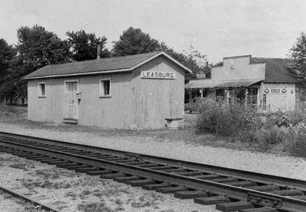 Leasburg Depot