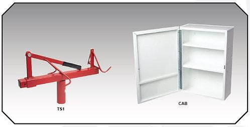 Tire Spreader / Cabinet