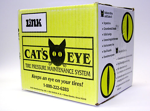 Cat's Eye - 130 PSI - 4 Pack Rubber Hose