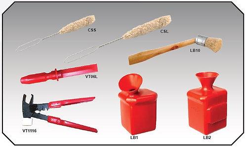 Lube Bottle & Tools