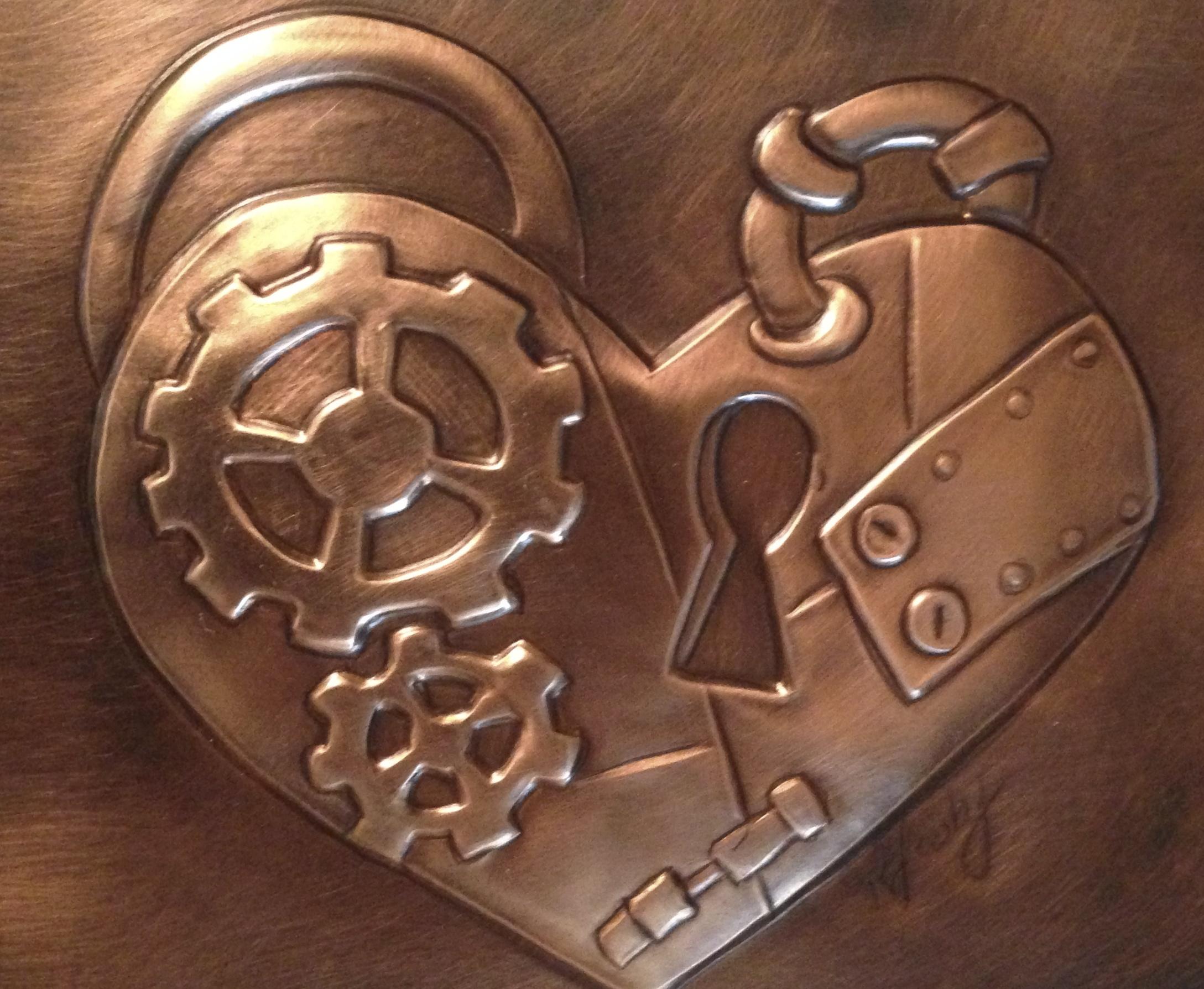 Steam Powered Love