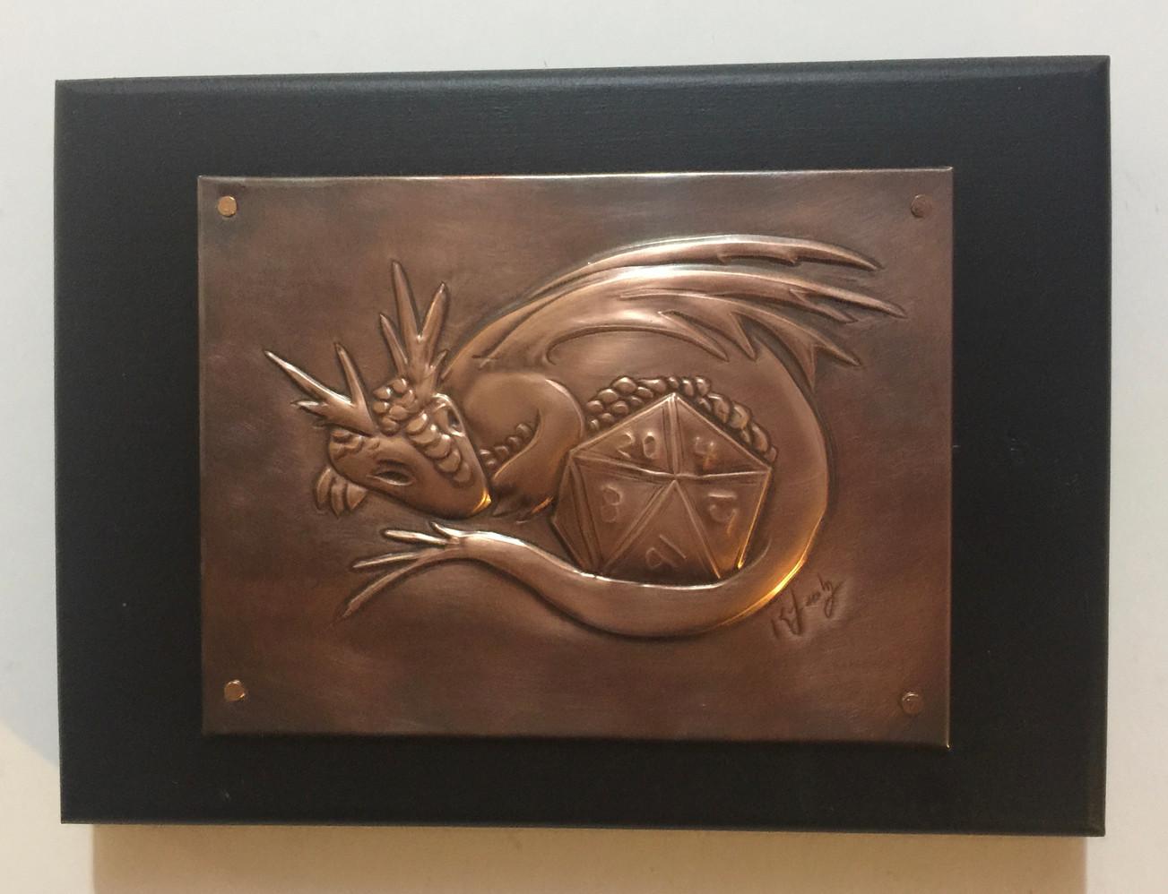 Lucky Dragon $46
