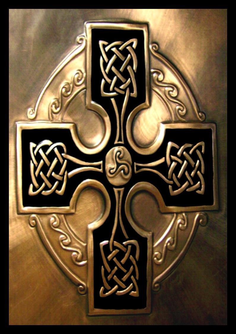 Traditional Celtic Cross