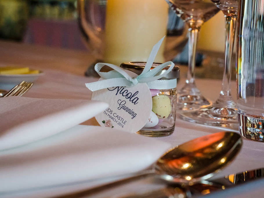 Easter Wedding Favour
